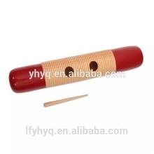 instrumento musical chino de madera al por mayor guiro