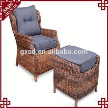 SD waterproof cushion rattan comfortable sofa single