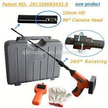Multi Star OutdoorVarifocal Infrared Thermal Imaging Bullet Inspection Camera