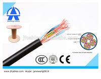 2015 zhejiang Jianfeng multi pair telephone cable 10 pair 20 pair 30 pair 50 pair 100 pair