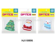 Promotional Christmas Toys Kaleidoscope - Christmas Trees, Santa Claus And Snowman