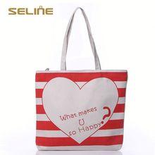 Fashion promotional alibaba supplier canvas bag &cotton bag