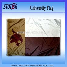 Texas State University Bobcats Flag