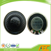 32 Ohm 0.5W Good Sound Internal Speaker For Intercom System