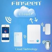Smart Cloud IP Based Alarm System