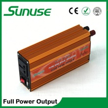 single phase to three phase inverter 1000W converter hdmi composite video car inverter