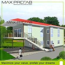 Light Steel structure Enery-Saving Prefabricated Villa, prefabricated luxury villa