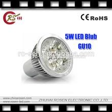 gu10 bombilla led energy star blanco 5w gu10 bombilla led