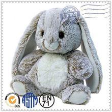 Custom stuffed plush toys rabbit /cute bunny toys