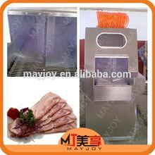 Completo 304 de acero inoxidable salmuera inyector de la carne para hacer salchichas de fábrica de venta