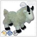 La costumbre de cabra de peluche de juguete& de cabra de peluche de juguete de felpa& de cabra de juguete