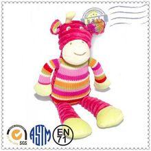 OEM Stuffed Toy,Custom Plush Toys,made in china sock plush toy