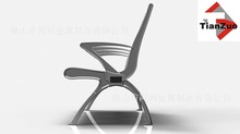 high quality 3-seater waiting chair/airport waiting chair in office furniture