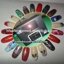 Colorful Digital pc nail printer