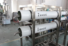 Reverse Osmosis Machine One Stage/Water Treatment Plant