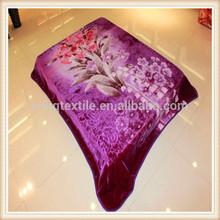 2015 New Design High Quality Soft Warm Adults Wool Blanket