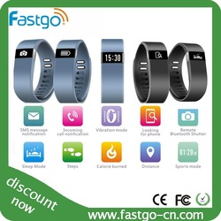 bluetooth bracelet with OLED screen, bluetooth smart bracelet with vibration sms, bracelet bluetooth for running