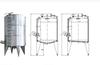 dual-layer paddle blending storage tank series