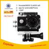 Shenzhen Newest Sport DV 30M Waterproof 12MP Full HD 1080P Wifi Sport Camera Original SJCAM SJ4000 Wifi Camcorder