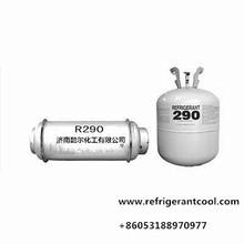 belle pureté r290 gaz réfrigérant