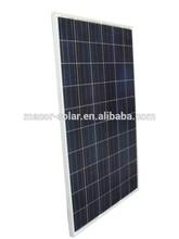 250W Solar panels high efficiency, TUV certificate