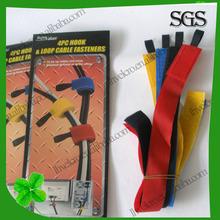 100% nylon velcro band sew on nylon hook & loop fastening tape