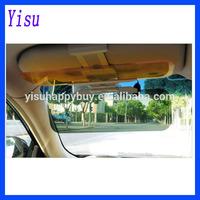 custom flip down glare blocker vision visor day and night sun shield