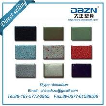 Environmetal epoxy polyester powder paint