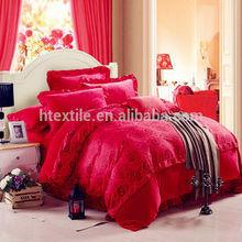 upmarket wedding duvet cover set / bed set/ bed sheet set high quality