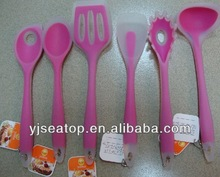 High Quality Names Of Silicone Kitchen Utensil Wholesale