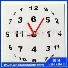 novelty magic numeral ball decorative wall clock Artistic clock