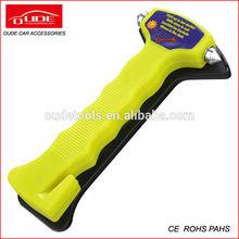 emergency car safety hammer