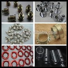 Professional plastic and metal/ aluminium parts machining/ CNC machining parts/