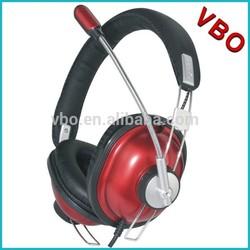 Good Performance Studio Stereo PC Headphones