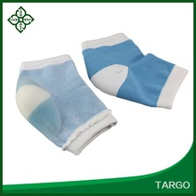 cracked heels socks moisturising gel heel socks