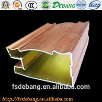 Cheap price high quality 25x25 aluminium profile for showcase/bedroom