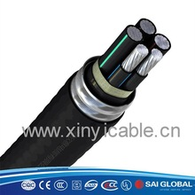 Low voltage XLPE insulated PVC sheathed electric wire cable