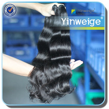 selective professional guangzhou virign indian Yinweigue hair products hair products without alcohol