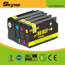 Hot sale compatible printer ink cartridge for HP 950 951 950XL 951XL