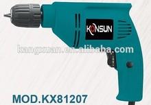 450w power tools 10mm electric min drill , hand drill (KX81207)