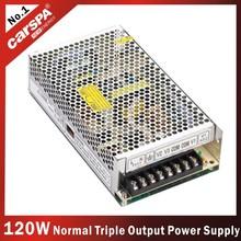 120W switching power supply 5v 12v 15v 24v