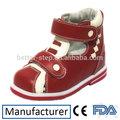 bebé lindo cómodo niños sandalias ortopédicos