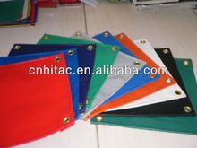 High Grade Fire Resistant PVC Tarpaulin