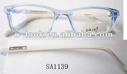 Top fashion acetate optical frame Spectacle frame manufacturer