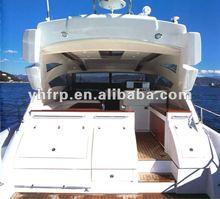 14m frp luxury fishing yacht with beautiful interior design