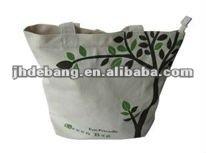 2014 popular shopping bag/promotional bag/Canvas handbag