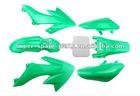 China Cheap Spare Parts CRF 50cc dirt bike plastic body kits