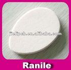 normal oval shape latex super soft sponge powder puff
