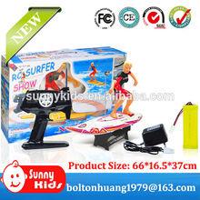 RC Surfer nqd rc boat 1:8 remote control surfer