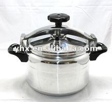 Aluminium pressure cooker cookware